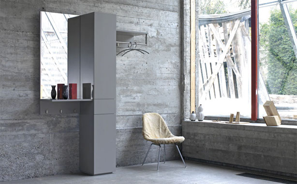 garderoben leicher wohnen interl bke b b italia. Black Bedroom Furniture Sets. Home Design Ideas