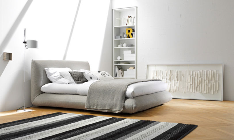 schlafen leicher wohnen interl bke b b italia. Black Bedroom Furniture Sets. Home Design Ideas