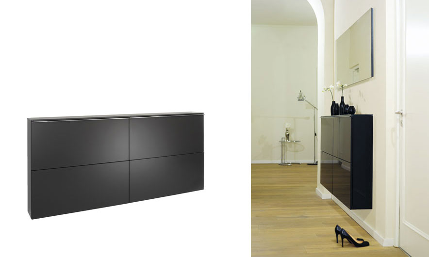 garderoben leicher wohnen interl bke b b italia. Black Bedroom Furniture Sets. Home Design Ideas
