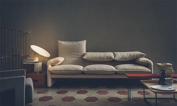Sessel Sofa Leicher Wohnen Interl 252 Bke B Amp B Italia