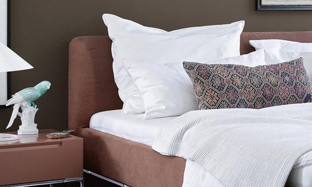 bett mell von interl bke. Black Bedroom Furniture Sets. Home Design Ideas