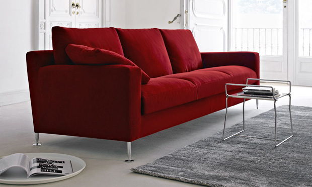 sofa harry von b b italia. Black Bedroom Furniture Sets. Home Design Ideas