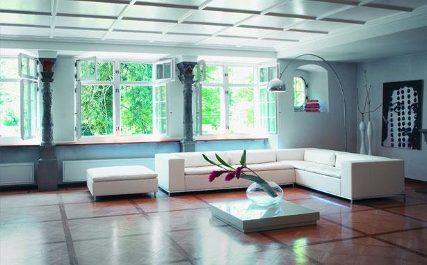 Sofa ds 7 von de sede - De sede showroom ...
