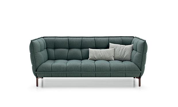sofa husk von b b italia. Black Bedroom Furniture Sets. Home Design Ideas