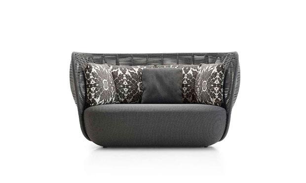 outdoor m bel bay von b b italia. Black Bedroom Furniture Sets. Home Design Ideas